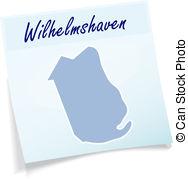 Wilhelmshaven Clipart Vector Graphics. 1 Wilhelmshaven EPS clip.