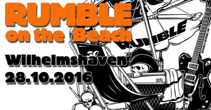 Rumble on the Beach.