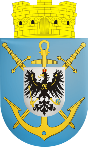 File:Coat of arms wilhelmshaven 1939.png.