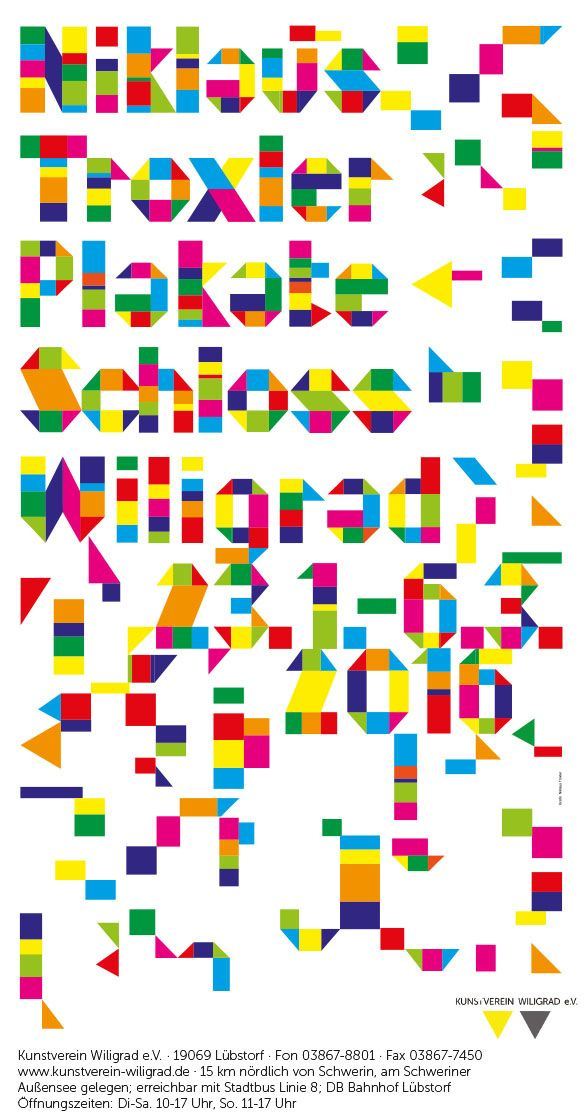 1000+ images about Niklaus Troxler on Pinterest.