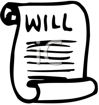 Will Clip Art.
