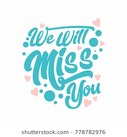 We will miss you clipart 5 » Clipart Station.