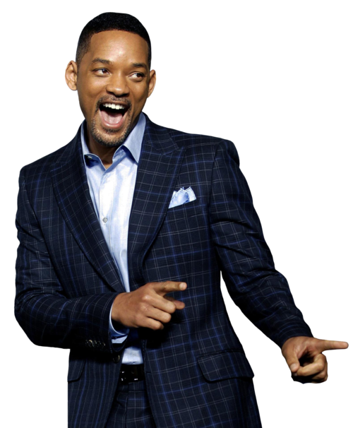 Will Smith PNG Images Transparent Free Download.