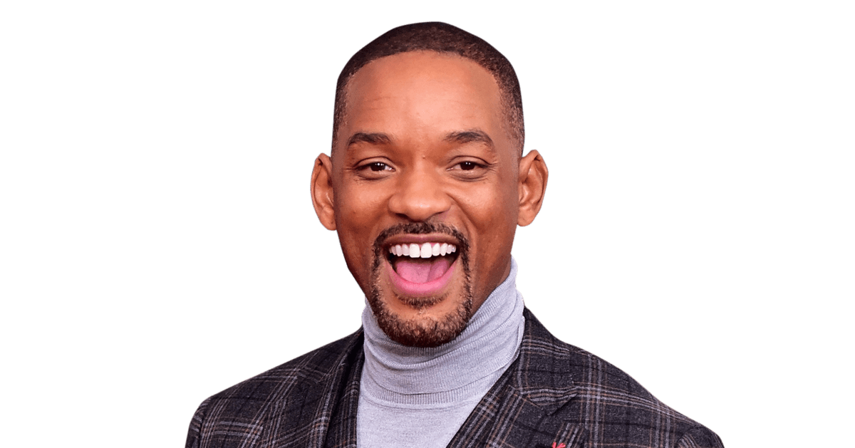 Download Will Smith PNG File.