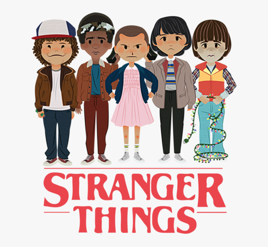 104 Images About Stranger Things On We Heart It.