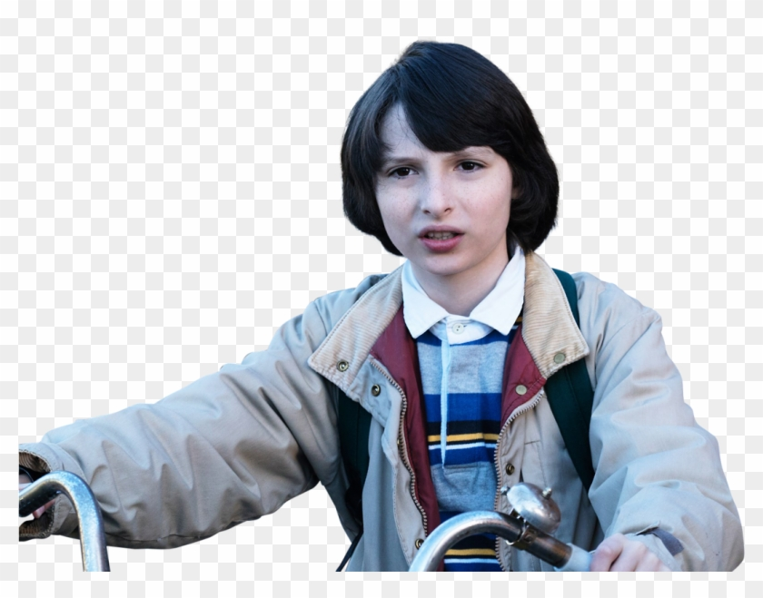 Stranger Things Mike Outfit , Png Download, Transparent Png.