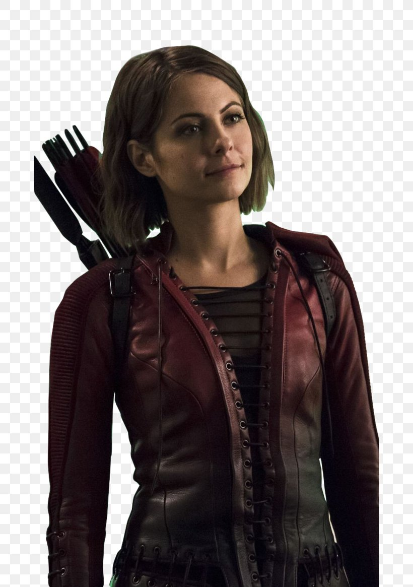Willa Holland Green Arrow Black Canary Thea Queen, PNG.