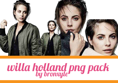 Willa Holland Png Pack by bronxyle on DeviantArt.