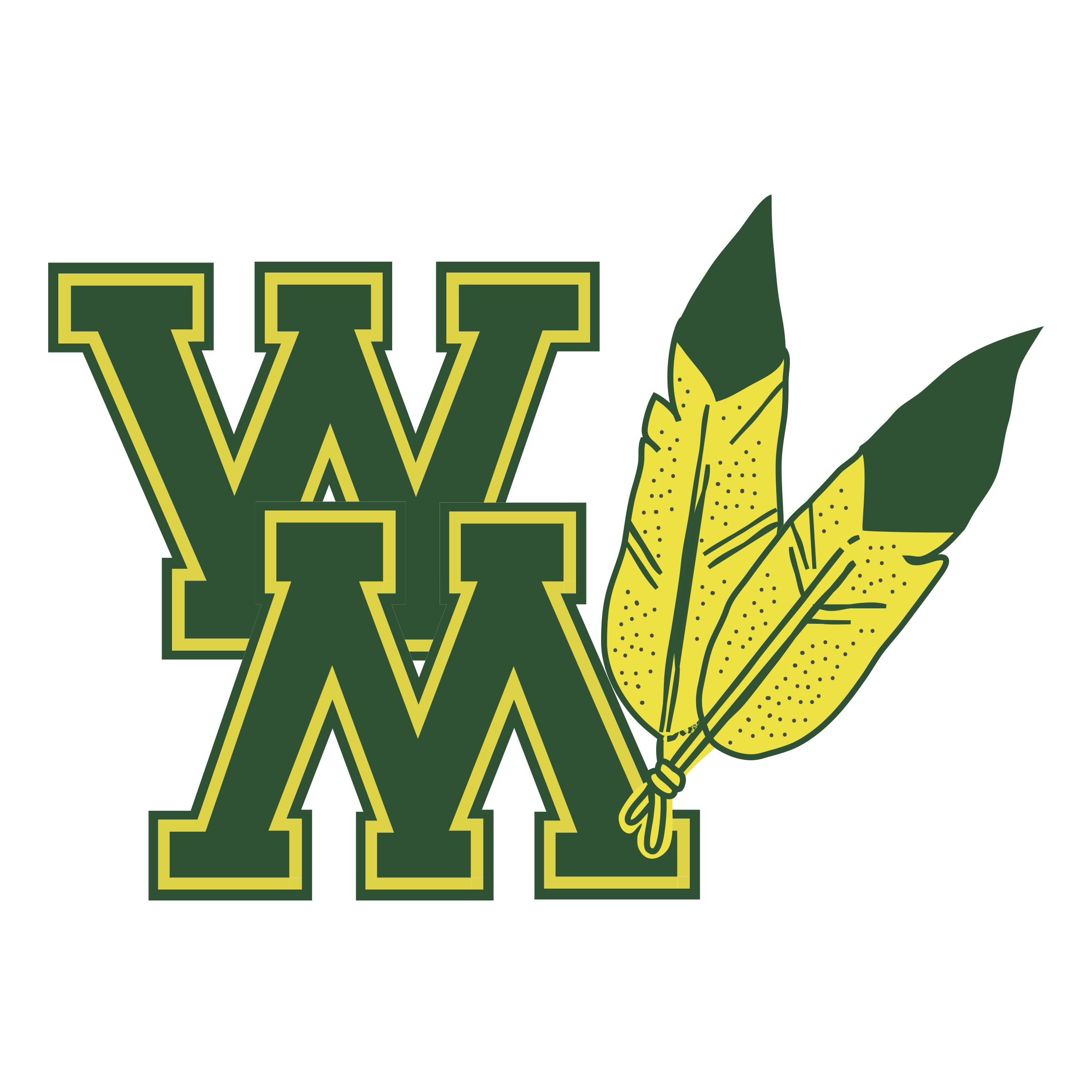 William And Mary Tribe Logo PNG Transparent & SVG Vector.