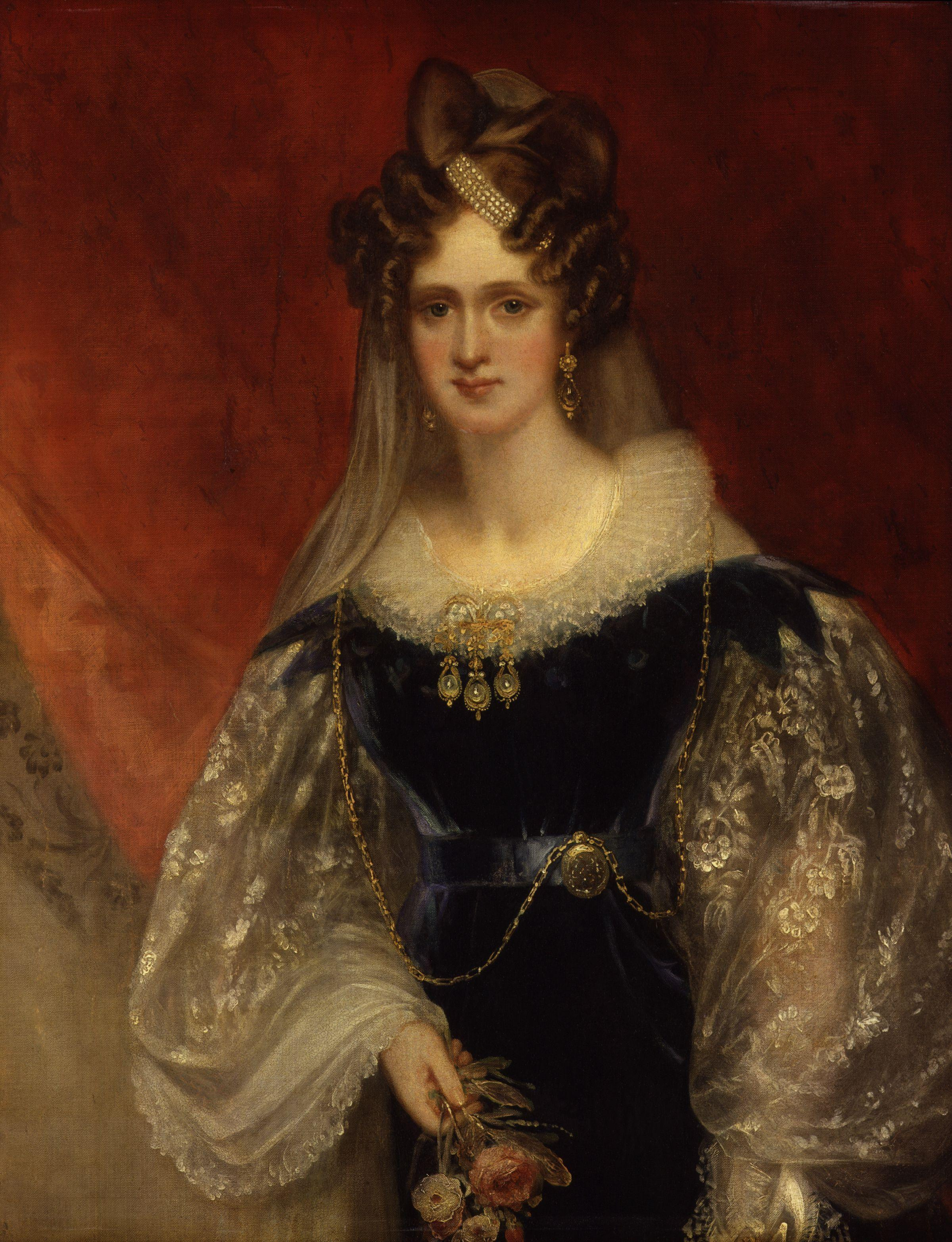 Adelaide of Saxe.