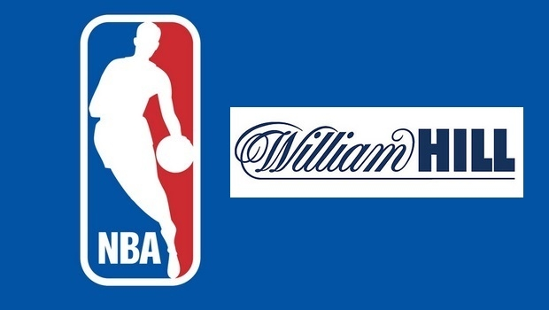 William Hill announced new betting partnership with the NBA.