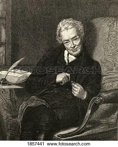 Stock Photography of William Wilberforce, 1759.