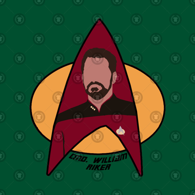 Commander Riker.