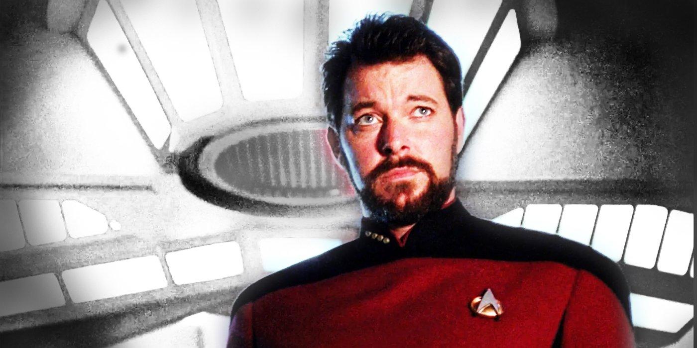 Star Trek: Why Commander Riker Wouldn\'t Leave The Enterprise.