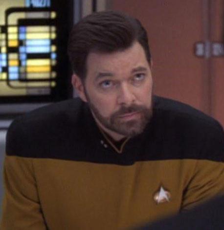 Thomas Riker.