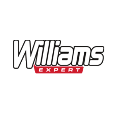 Williams Expert Logo transparent PNG.