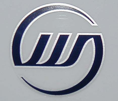 Williams F1 logo.