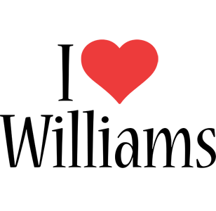 Williams Logo.