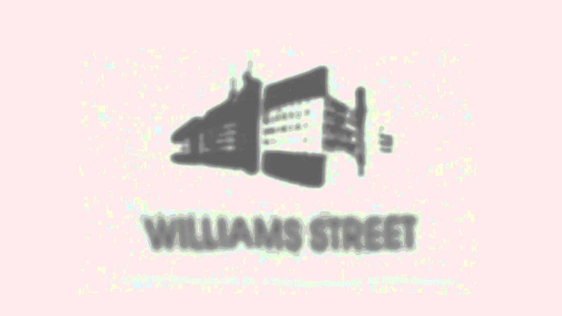 Williams street Logos.