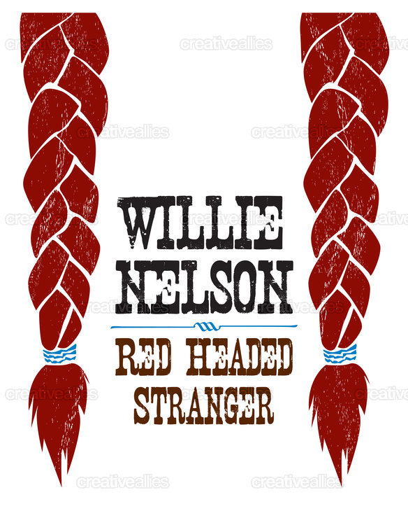 21 Braid Clipart willie nelson Free Clip Art stock.