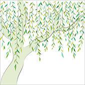 Willow Branch Clip Art.