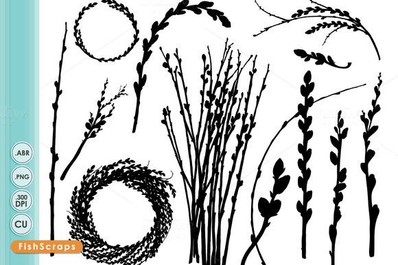 Similiar Willow Tree Branch Clip Art Keywords.