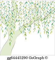 Willow Tree Clip Art.