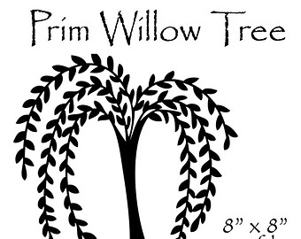 Willow cliparts.