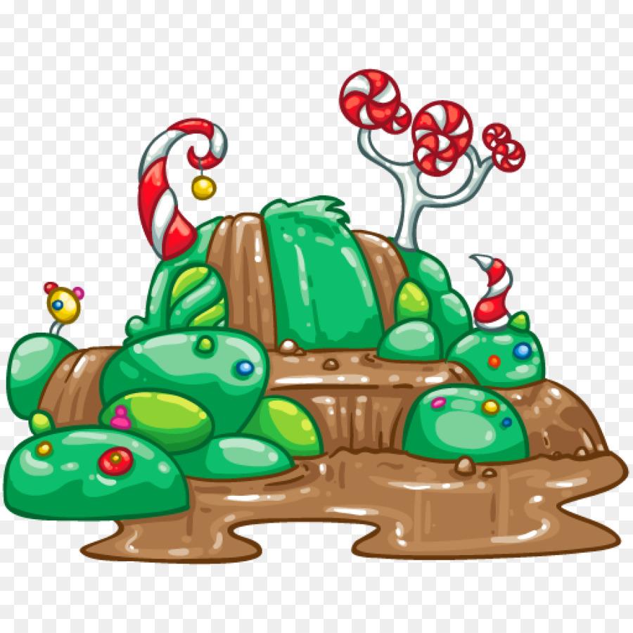 Cartoon Waterfall png download.
