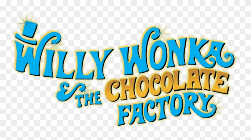 Willy Wonka & The Chocolate Factory Clipart (#3031467.