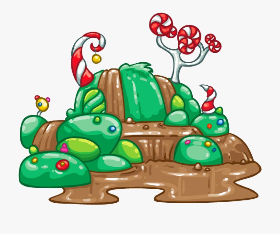 Chocolate River.