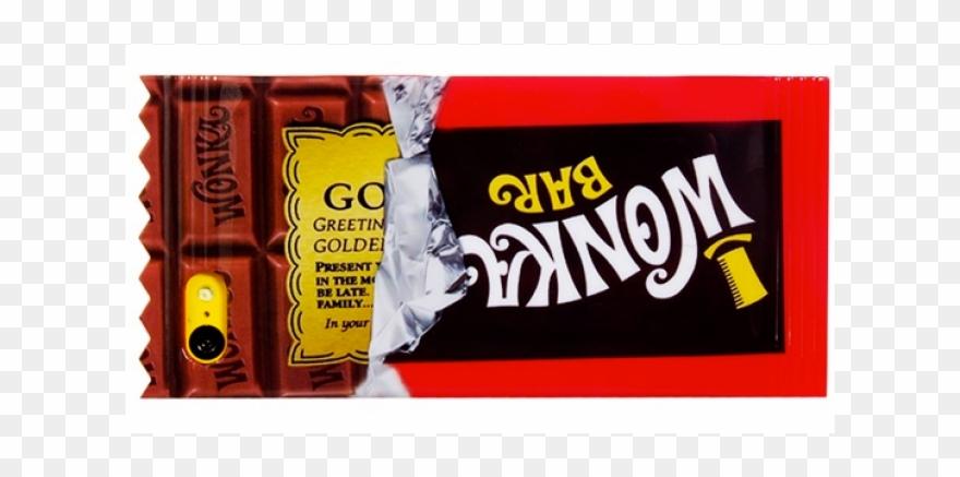 Willy Wonka Golden Ticket Clip Art.
