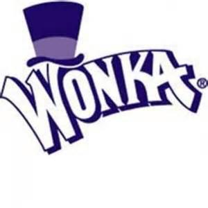 Wonka Chocolate Bar Clipart.