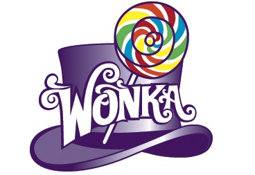 Collection of Wonka clipart.