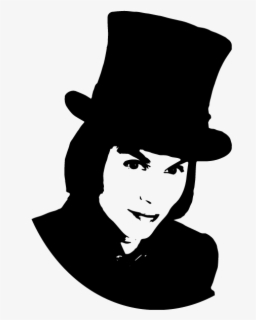 Free Willy Wonka Clip Art with No Background.