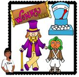 Clip Art ~ Free Willy Wonka Mini.