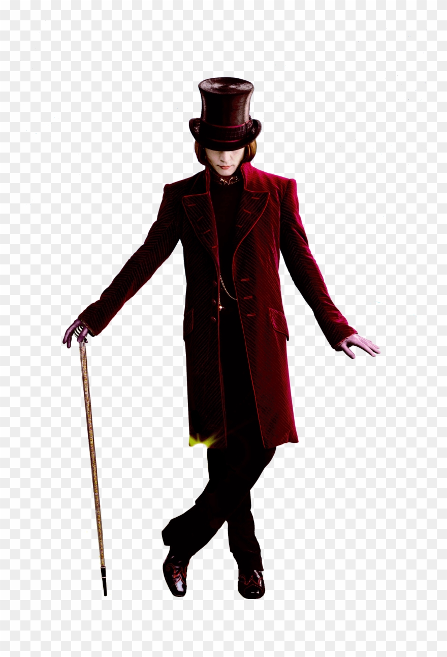 Willy Wonka Png.