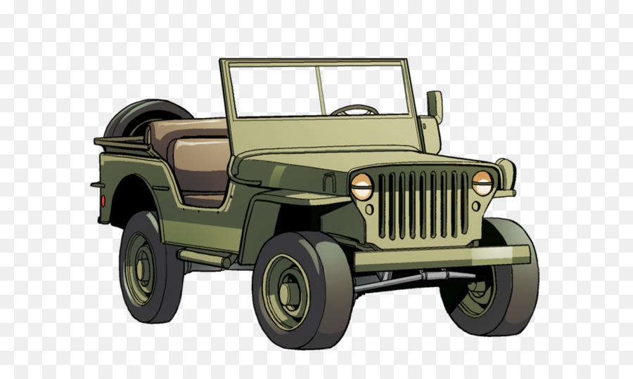 Jeep clipart jeep willys, Jeep jeep willys Transparent FREE.