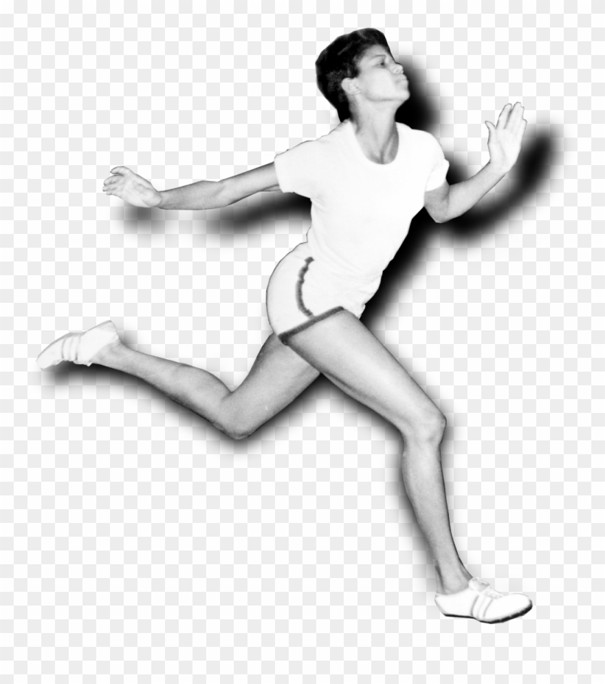 Download Hd Wallpapers Wilma Rudolph Coloring Page.