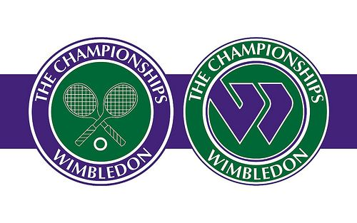 wimbledon tennis logo.