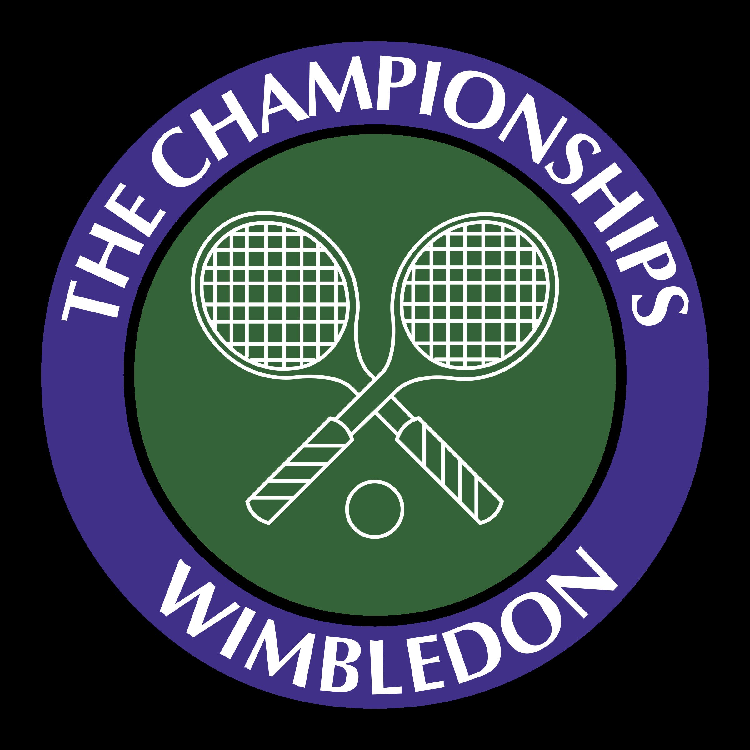 Wimbledon Logo PNG Transparent & SVG Vector.