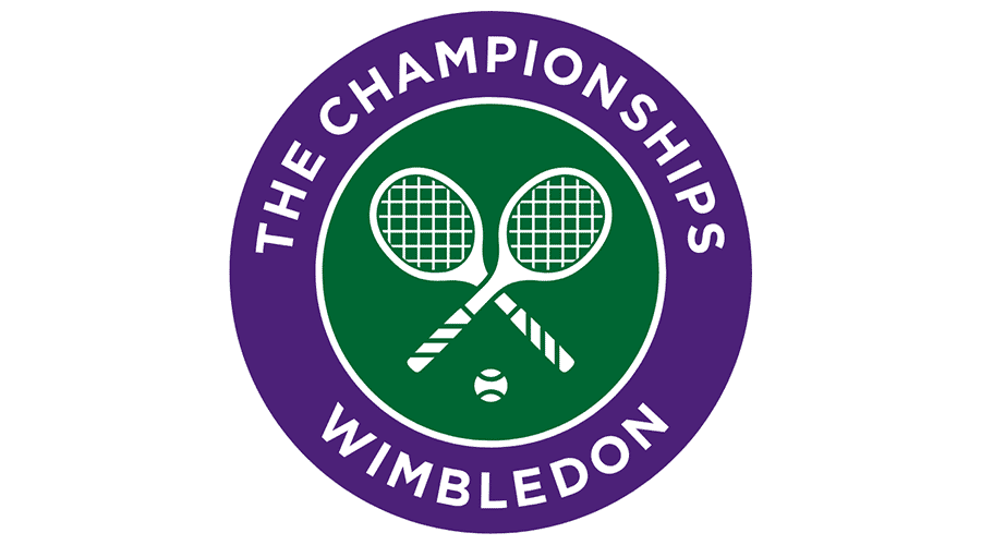 The Championships Wimbledon Vector Logo.