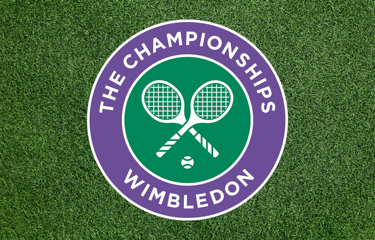 The Wimbledon Logo & Brand.