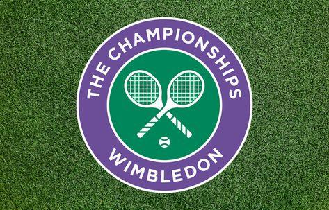 The Wimbledon Logo & Brand.