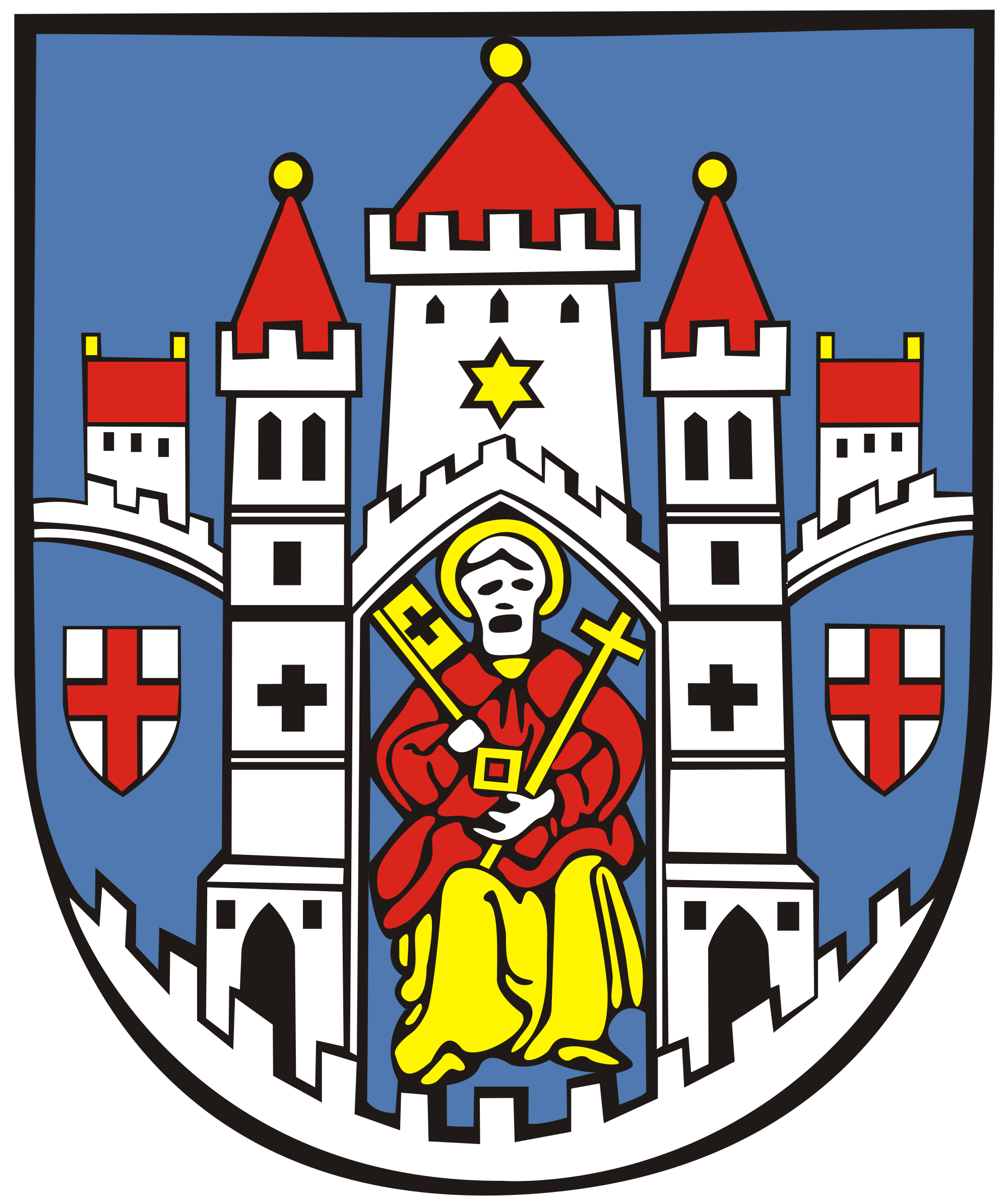 File:Coat of arms of Montabaur.svg.