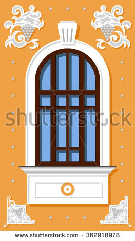 """baroque Gable"" Stock Photos, Royalty."