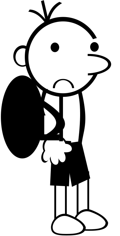Free Clipart: Wimpykid.