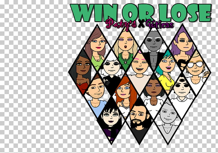 Human behavior Recreation , win or lose PNG clipart.