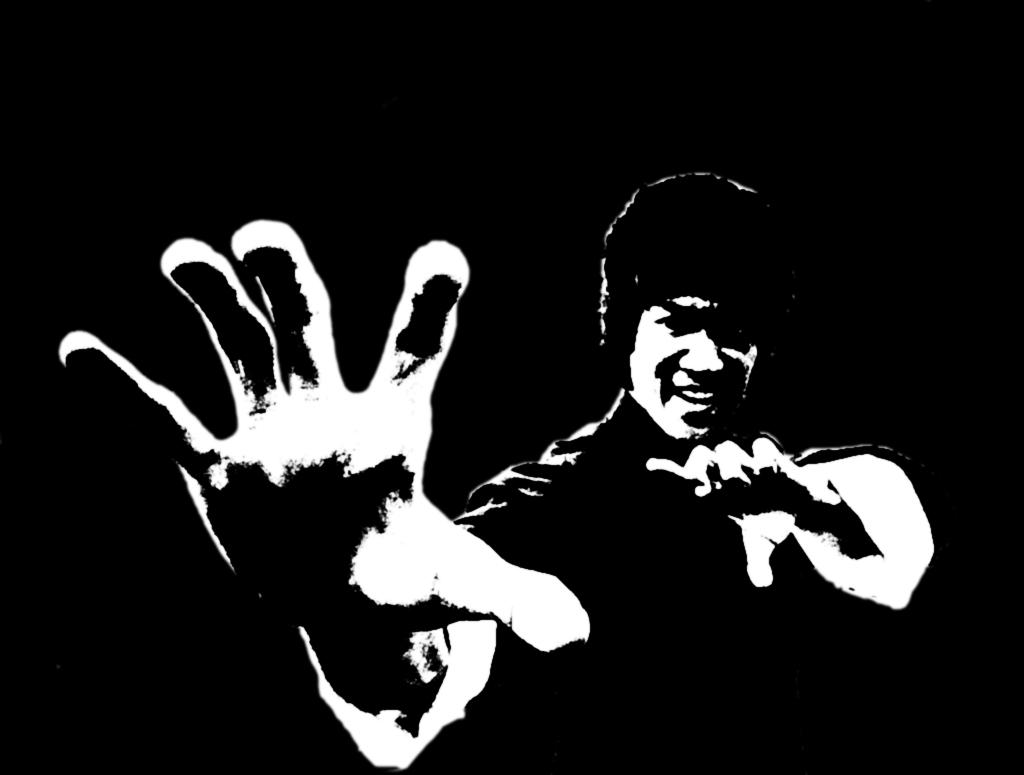 Tribute to Wing Chun and JKD.