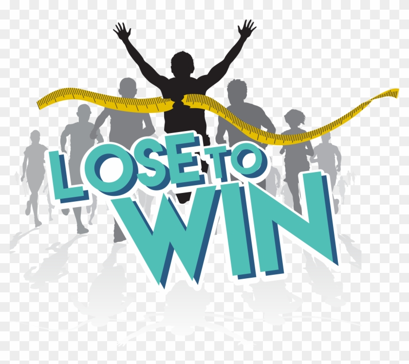 Lose To Win Logo.